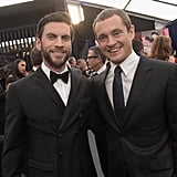 Pictured: Hugh Dancy and Wes Bentley