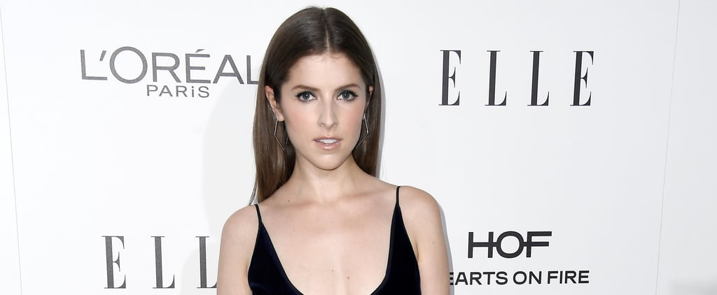 Anna Kendrick Loves the Velvet Trend So Much, She Wore the Look Back to Back