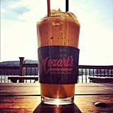 Split an Espresso Shake at Mozart's Coffee Roasters, Austin