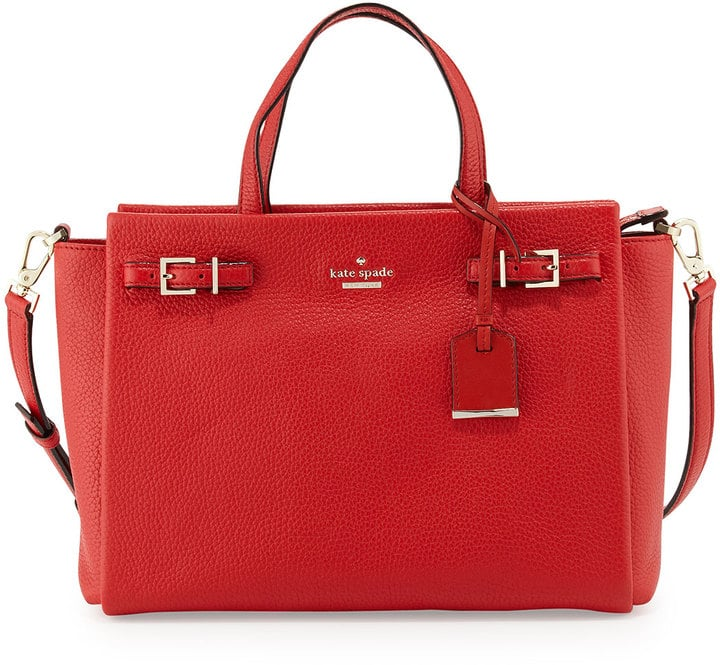 Kate Spade New York Holden Street Lanie Satchel Bag ($358)