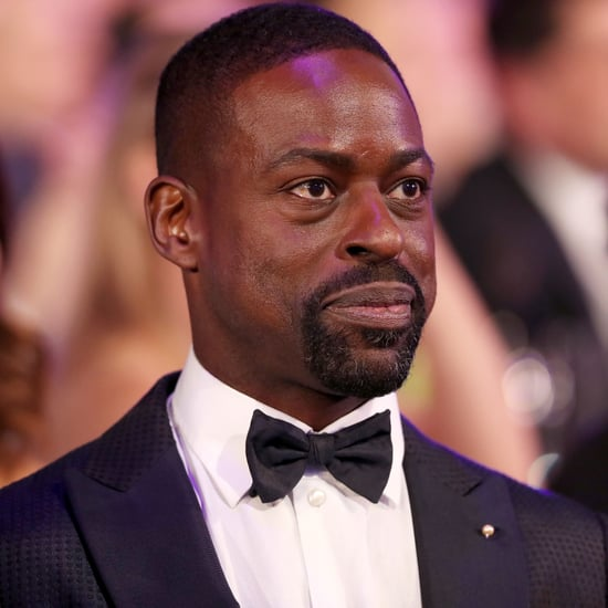 Sterling K. Brown Crying Over This Is Us SAG Award Win