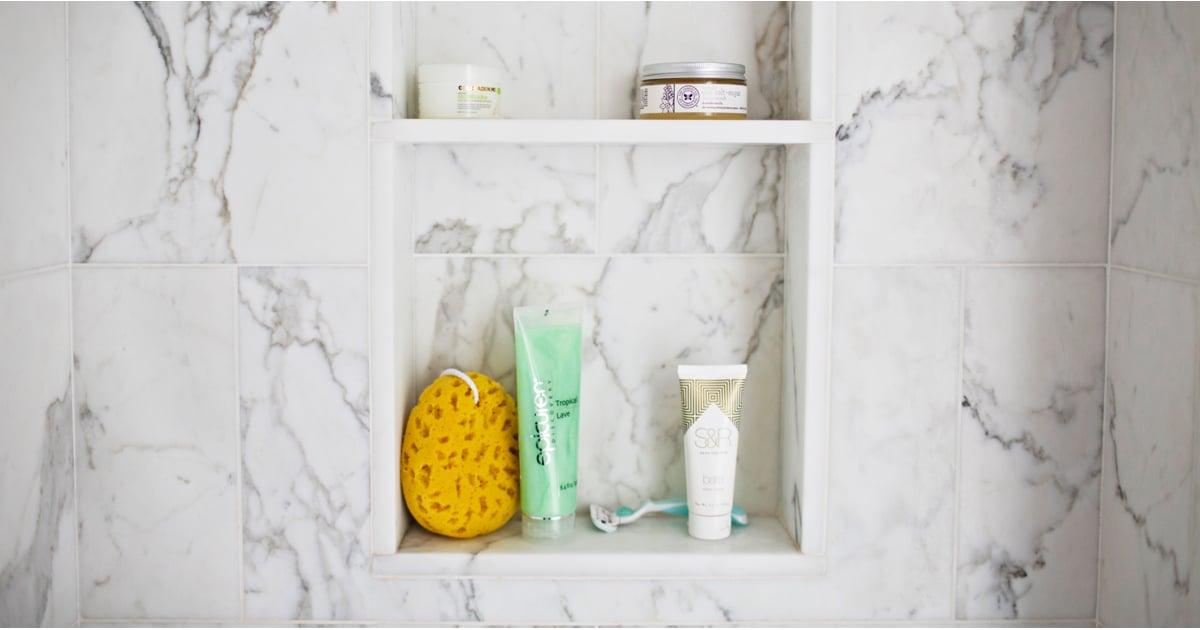 Diy Shower Scrubbing Wand Popsugar Smart Living