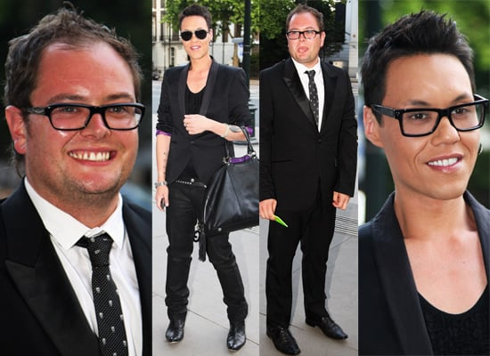 Is gok wan dating alan carr