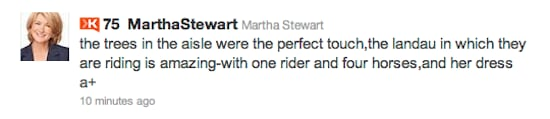 Martha Stewart Loves the Details