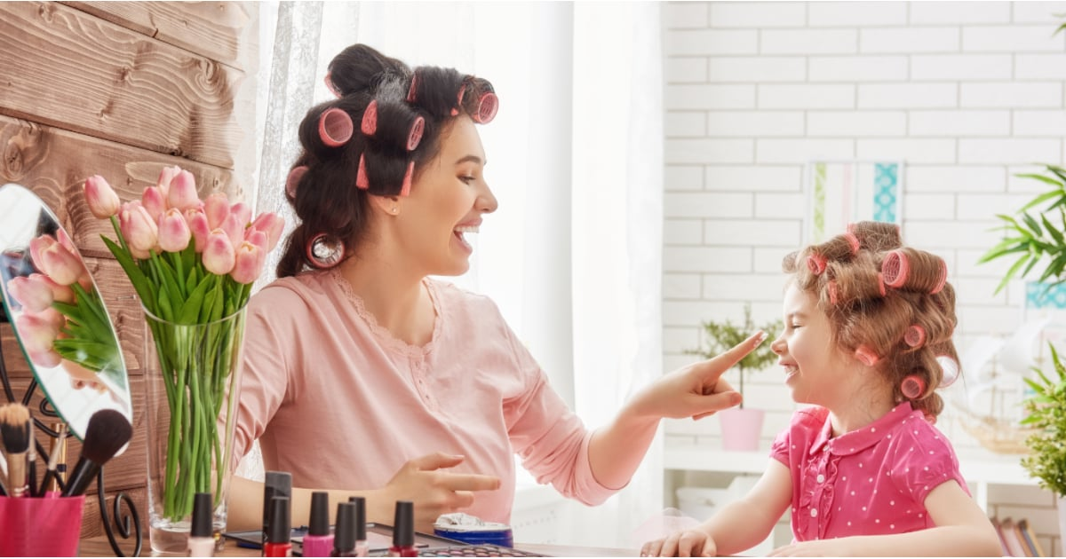 PopsugarMomsPersonal EssayAre Makeup Parties For Little Girls OK?My Kid Is Too Young to Go to Your Kid