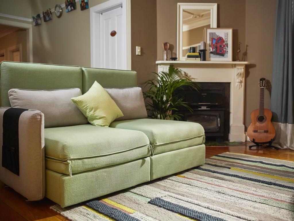Ikea Living Room Decorating Tips | POPSUGAR Home Australia ...
