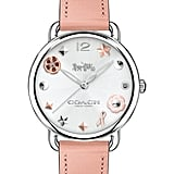 Coach Delancey Pink Watch