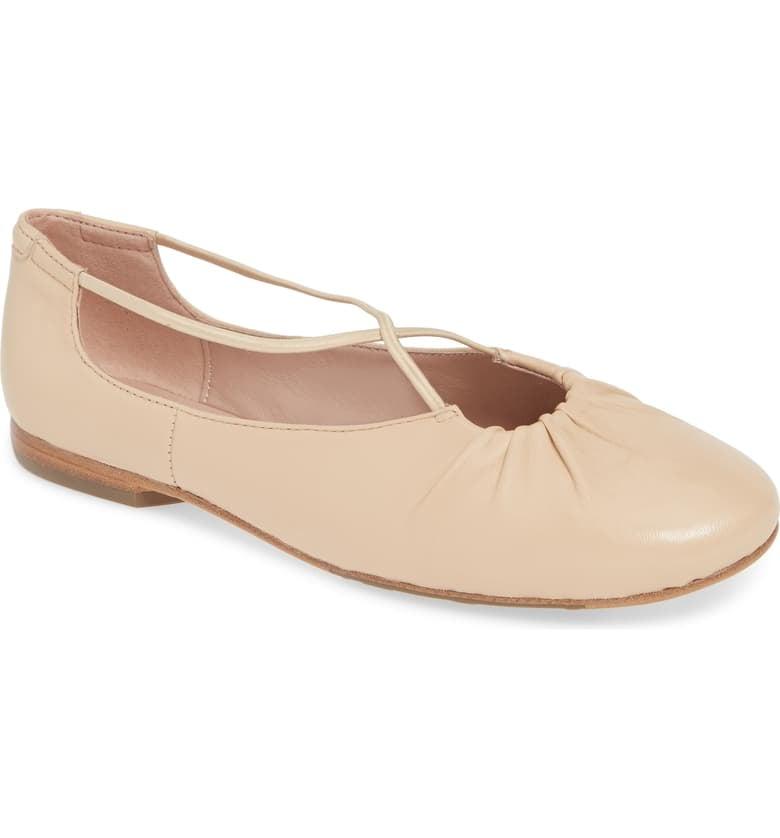 Taryn Rose Collection Alessandra Ballet Flat