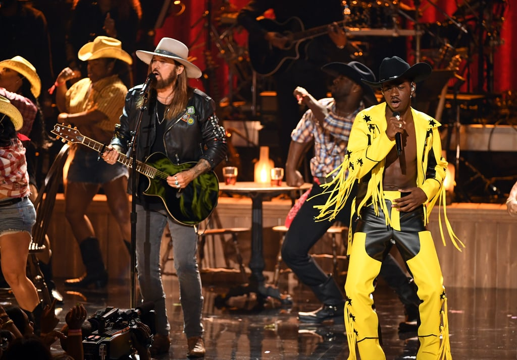 Lil Nas X and Billy Ray Cyrus BET Awards Performance Video