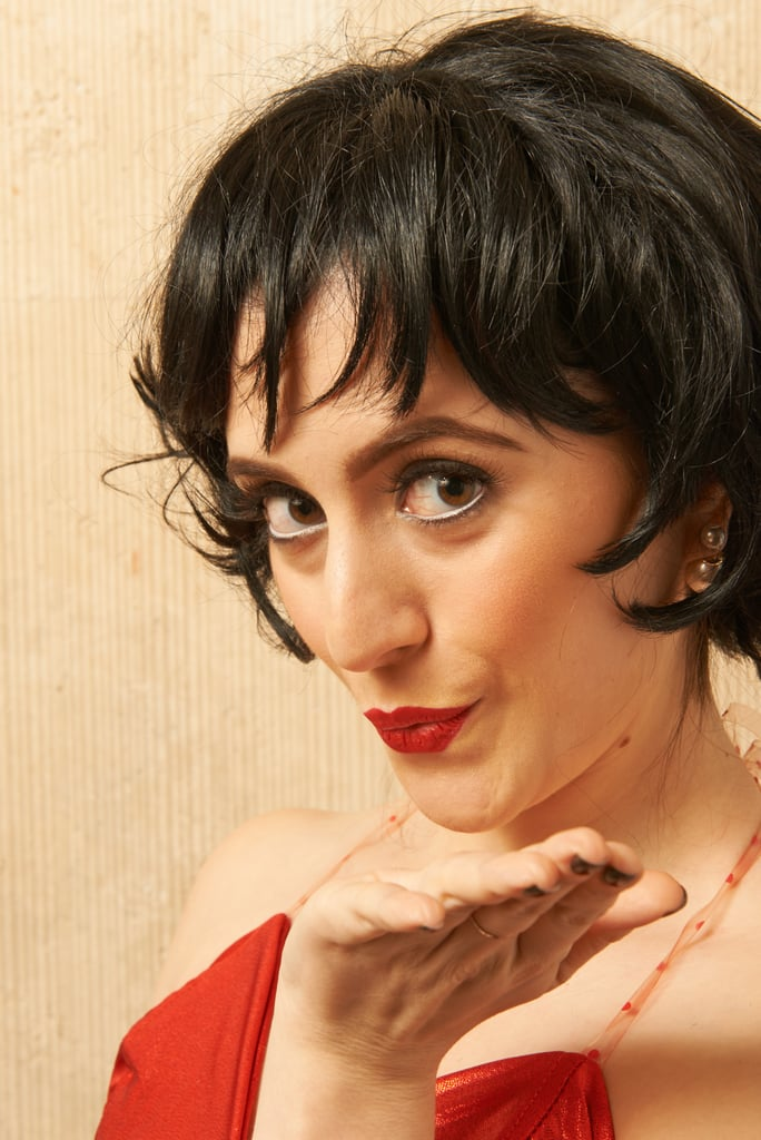 Betty Boop Makeup How-To
