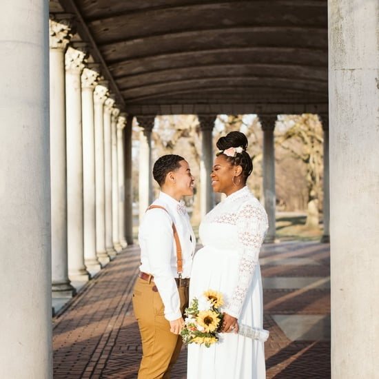 See Photos From This Couple's Intimate NYC Elopement