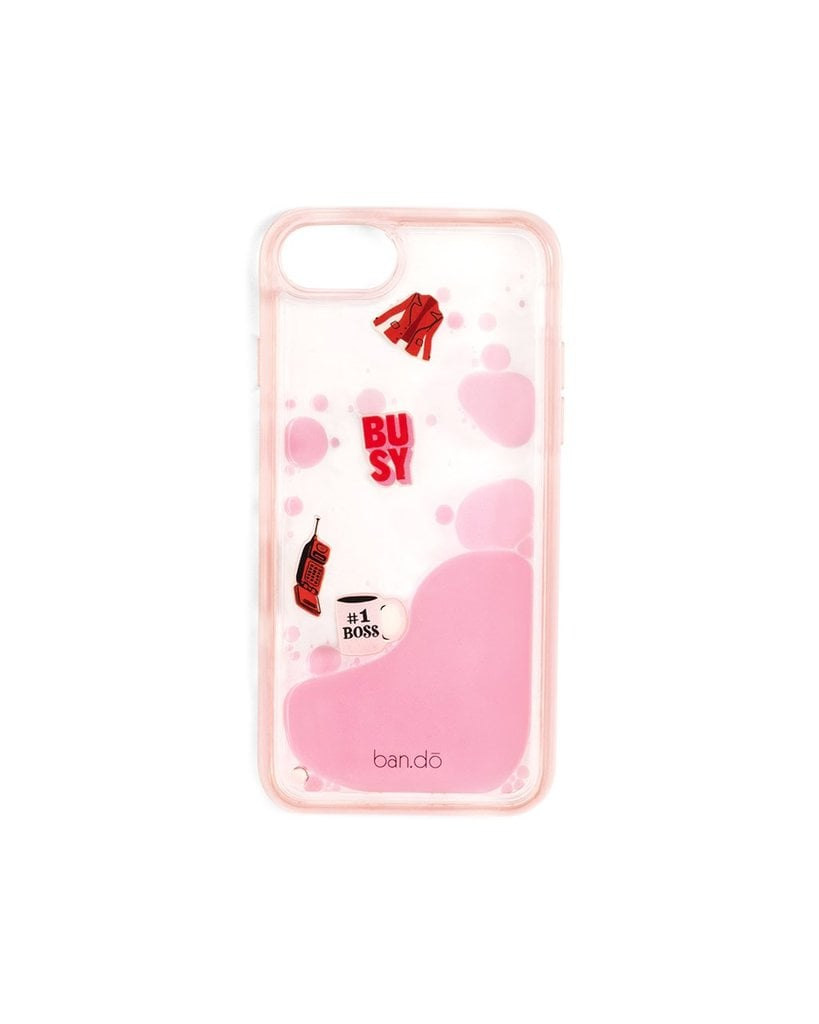 Floating Icons iPhone Case