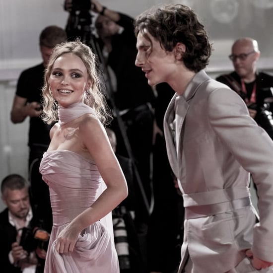 Lily-Rose Depp and Timothée Chalamet's Cutest Pictures