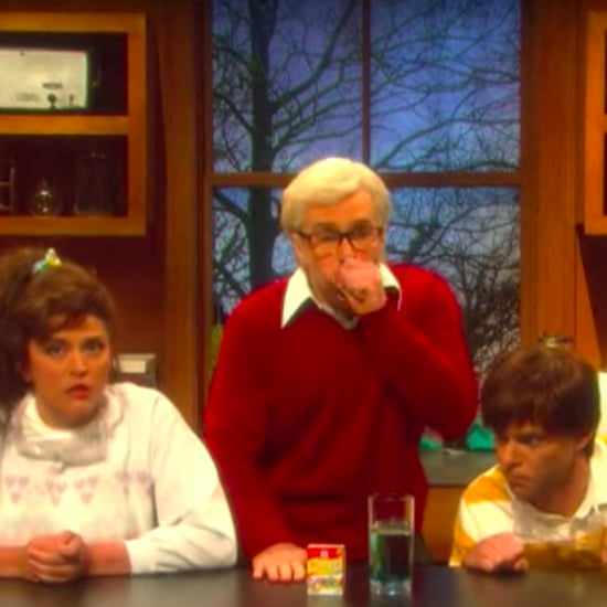 What Did Sam Rockwell Say During His Science Show SNL Skit?