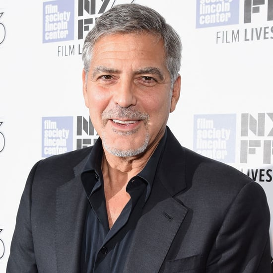 George Clooney Responds to Oscars Diversity Scandal