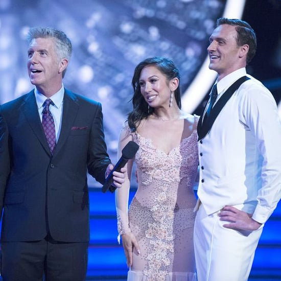 Ryan Lochte Attacked on Dancing With the Stars