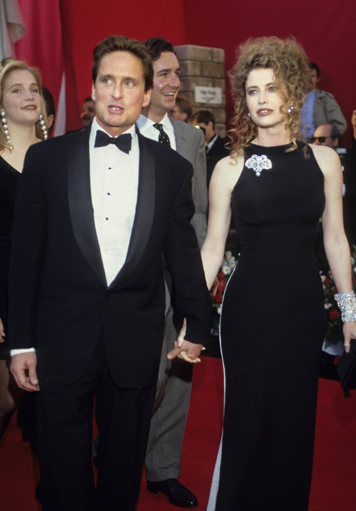 In March 1977, Michael Douglas married 19-year-old Diandra ...