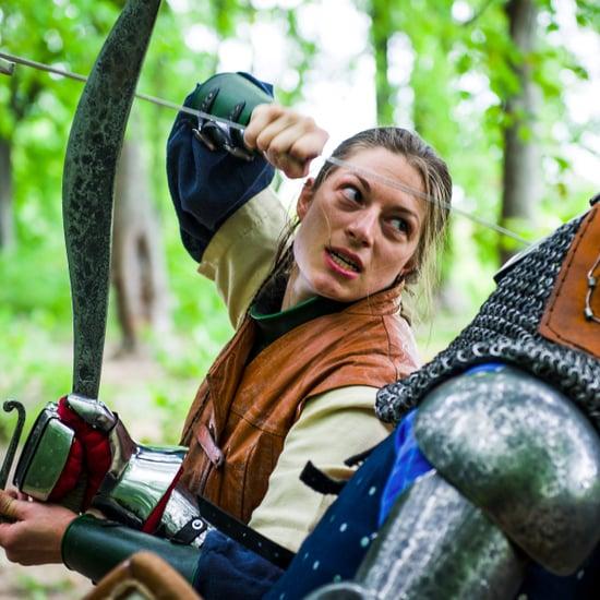 Sword Fighting Women
