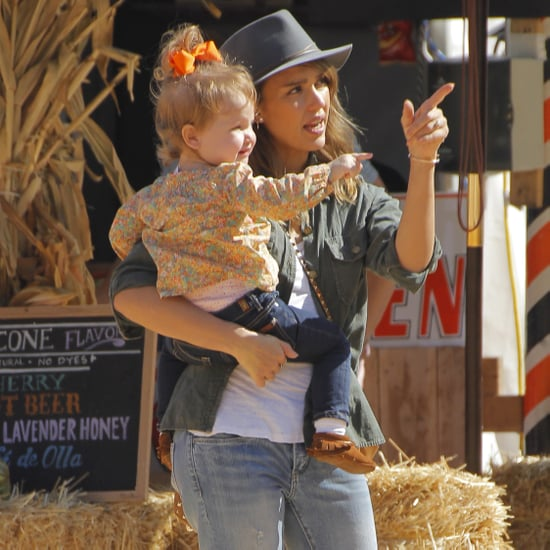 Celebrity Family Pictures Week of Oct. 14, 2013