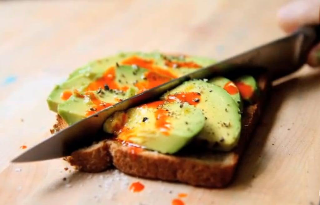 Avocado Tartine