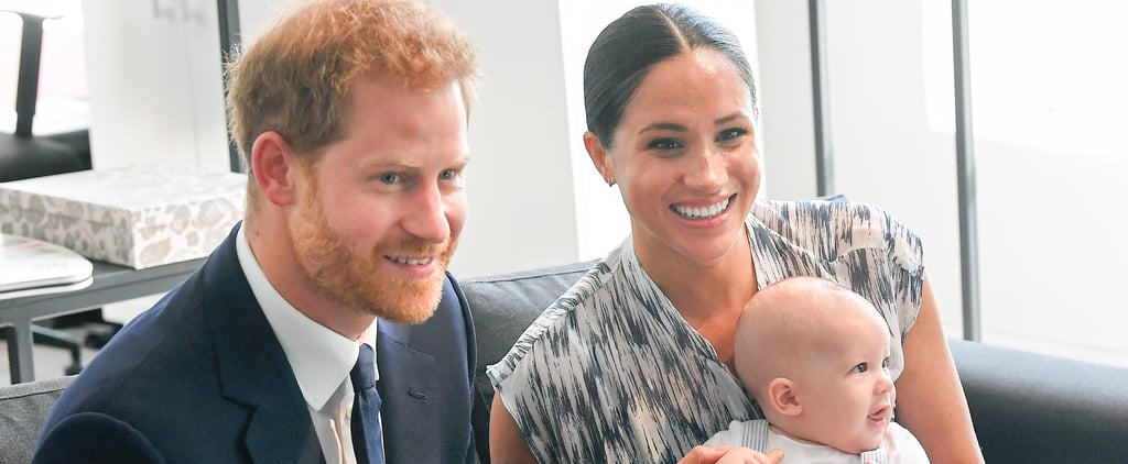 Prince Harry and Meghan Markle Reveal Archie Is Crawling