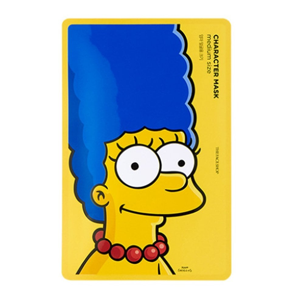 The Face Shop x The Simpsons Character Mask Marge