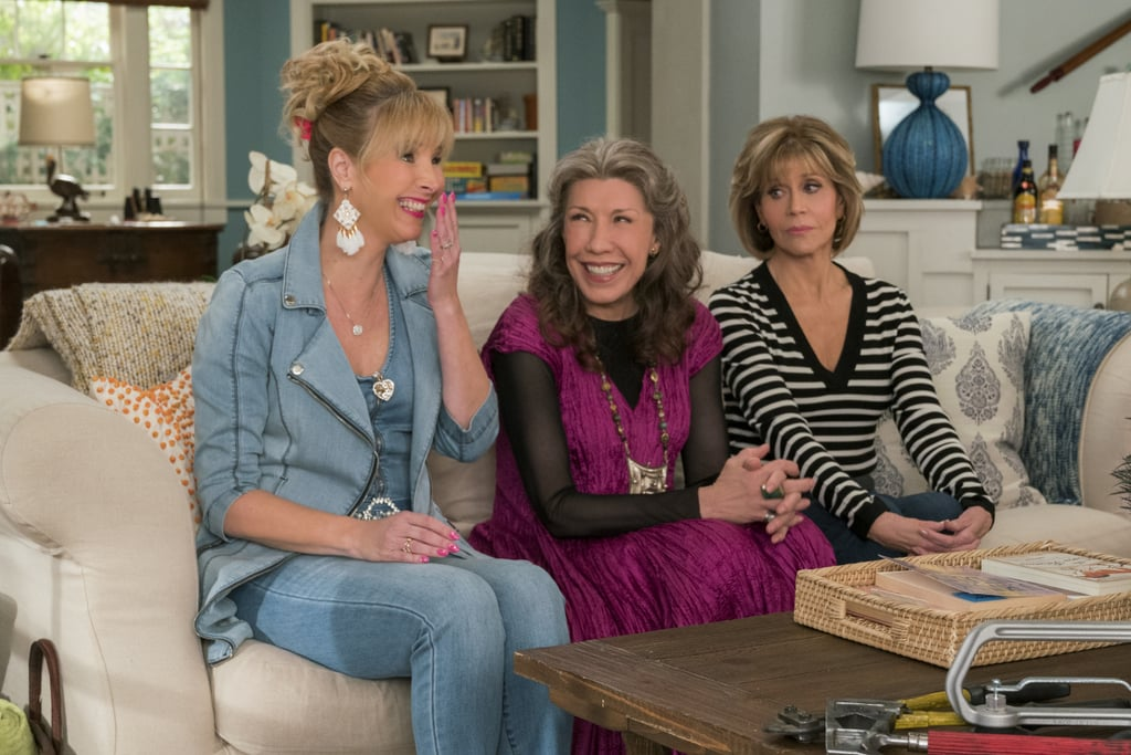 Grace and Frankie TV Shows With Female Leads on Netflix POPSUGAR