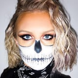 57 Terrifyingly Cool Skeleton Makeup Ideas to Try For Halloween