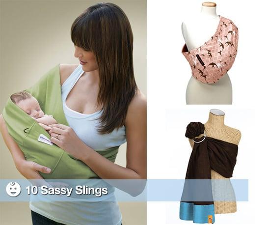 10 Sassy Slings
