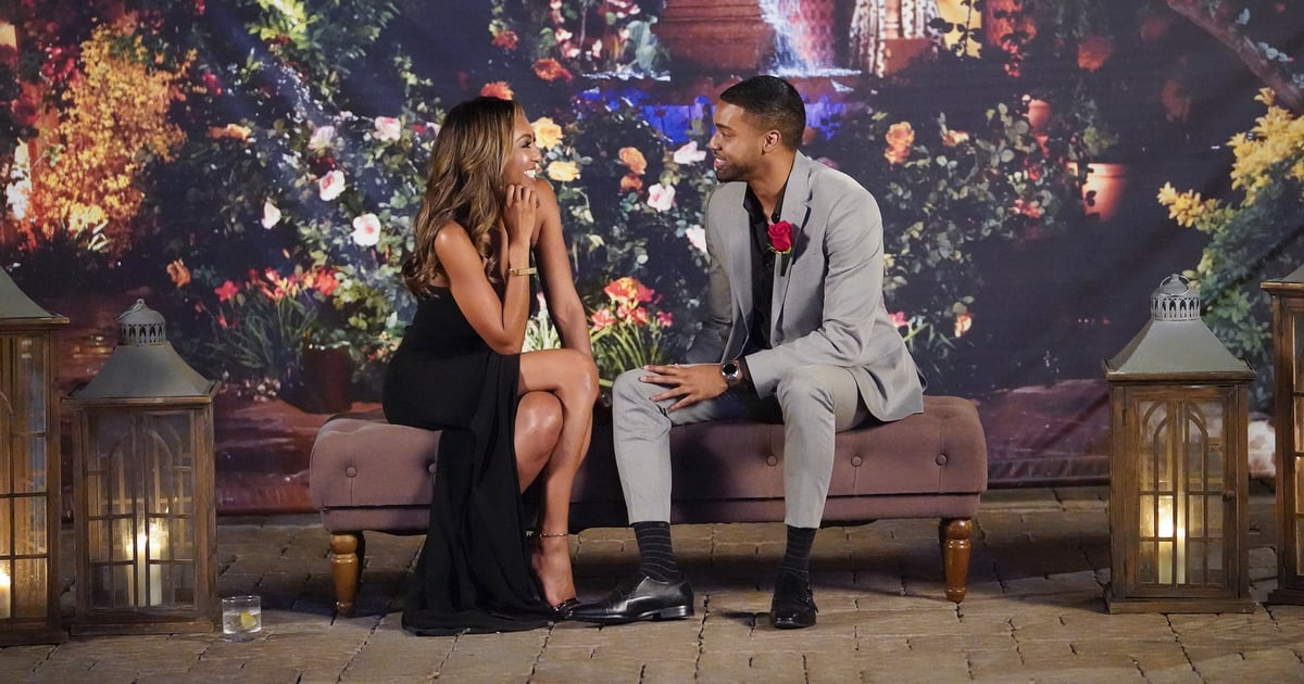Tayshia and Ivan's Bachelorette Date Feels Revolutionary Within the Franchise's History thumbnail