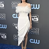 Angelina Jolie's Dress at Critics' Choice Awards 2018