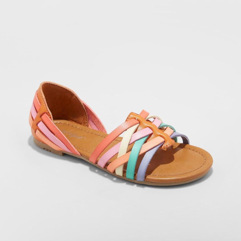 ecaea598719c2d Cat   Jack Girls  Bridgitte Hurrache Sandals