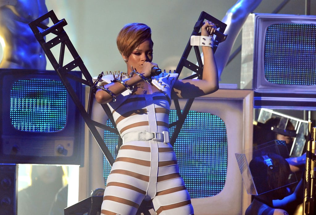 Photos of AMAs Show