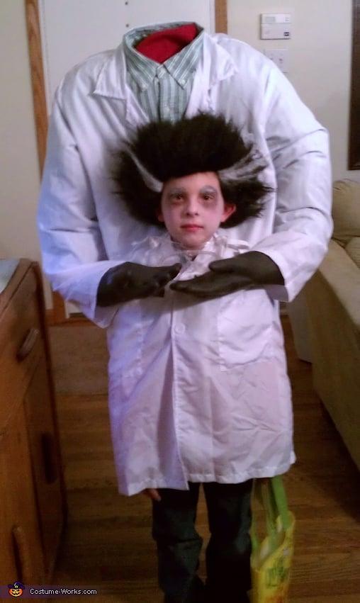 Headless Scientist