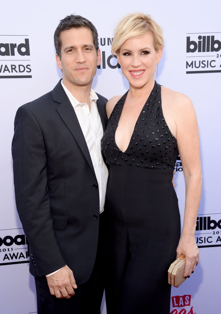 Molly Ringwald and Panio Gianopoulos | Celebrities on the ...