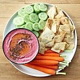 Make-Ahead Appetizer: Beet Mint Yogurt Dip