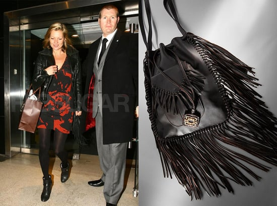 Found! Kate Moss's Genevieve Jones Fringe Bag
