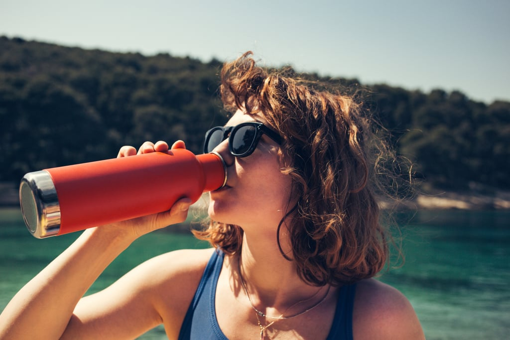 Carry a Reusable Water Bottle With You