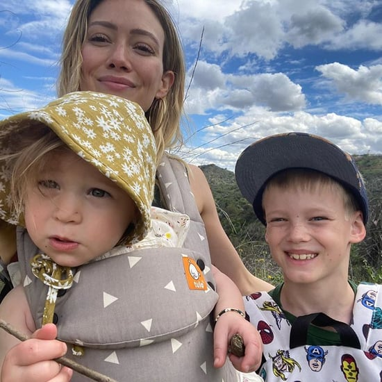 How Hilary Duff Is Sheltering in Place With Her Kids