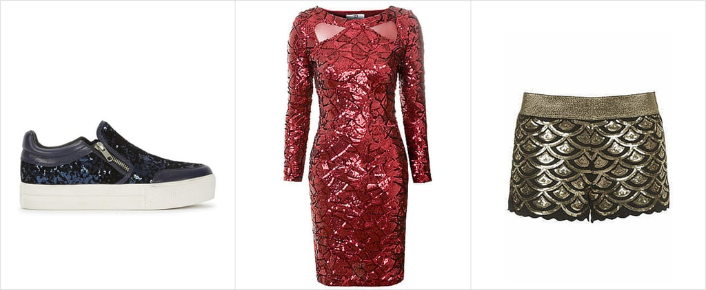 31 Pieces That Prove It's Never Too Soon to Shimmer in Sequins