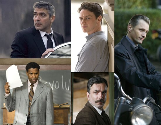 Who Should Win the Golden Globe for Best Dramatic Actor?