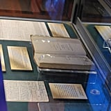Texts in Glass Cases