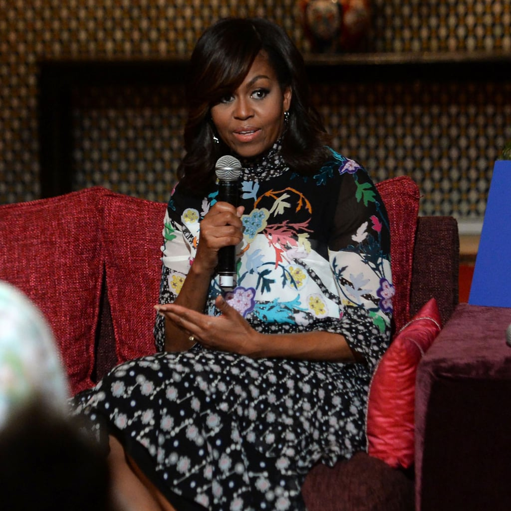 Michelle Obama's Outfits in Morocco June 2016