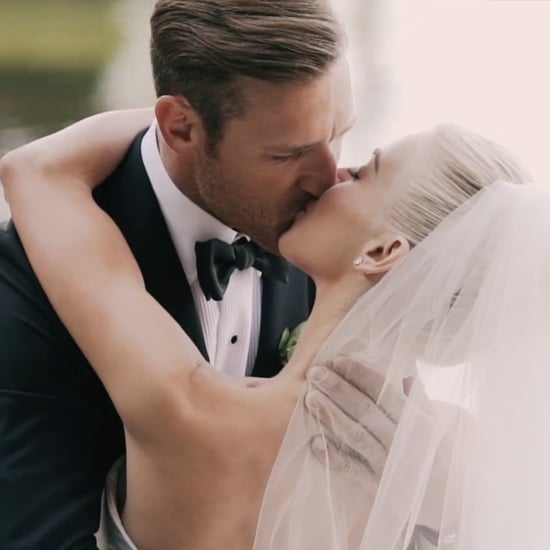 Julianne Hough and Brooks Laich First Look at Their Wedding