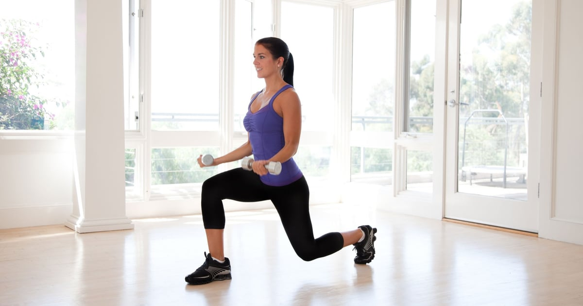 All You Need Is 2 Dumbbells and This 30-Minute Workout to Build Muscle and Get Lean at Home