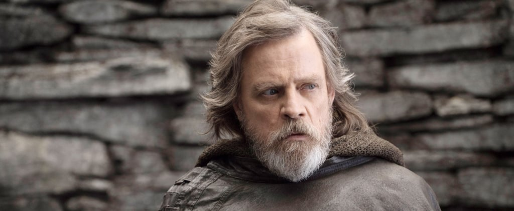 "Mark Hamill Has Some Thoughts About The Last Jedi's Ending: ""He's Not My Luke Skywalker"""