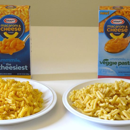 Kraft Macaroni and Cheese Veggie Pasta Review