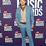 Morgan Wallen at the 2019 CMT Awards