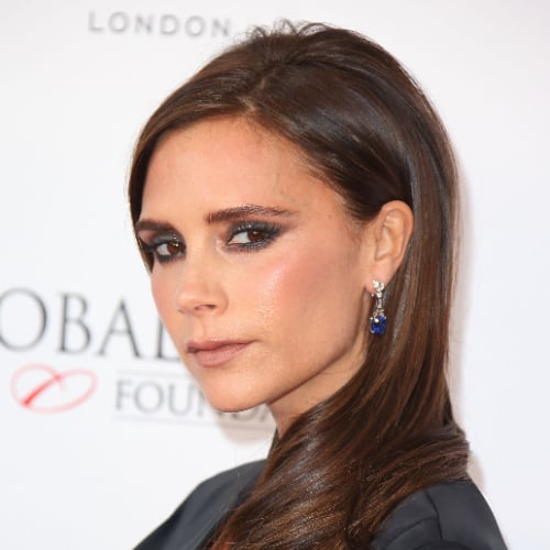 Eva Longoria Makeup at London Global Gift Gala 2013