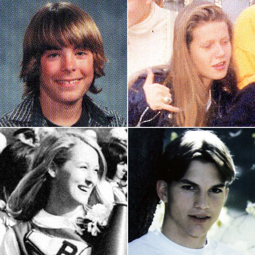 You Might Not Recognize These Stars in Their Yearbook Pictures